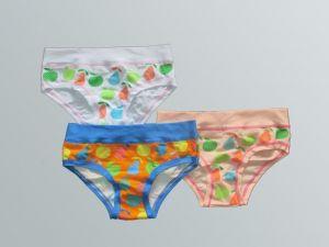 Zvětšit fotografii - Dívčí kalhotky Emy Bimba, vel. 11/12 (146/152 cm), ovoce