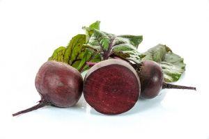 Salát z vařené červené řepy pro vegetariány