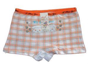 Dívčí kalhotky Elevek oranžová