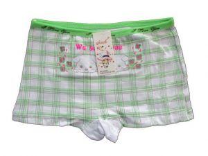 Dívčí kalhotky Elevek zelená