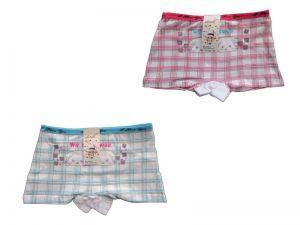 Dívčí kalhotky Elevek, vel. 3-5 (90/110 cm) s nohavičkou