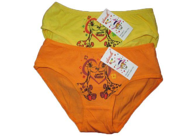 Dívčí kalhotky Elevek - přední díl