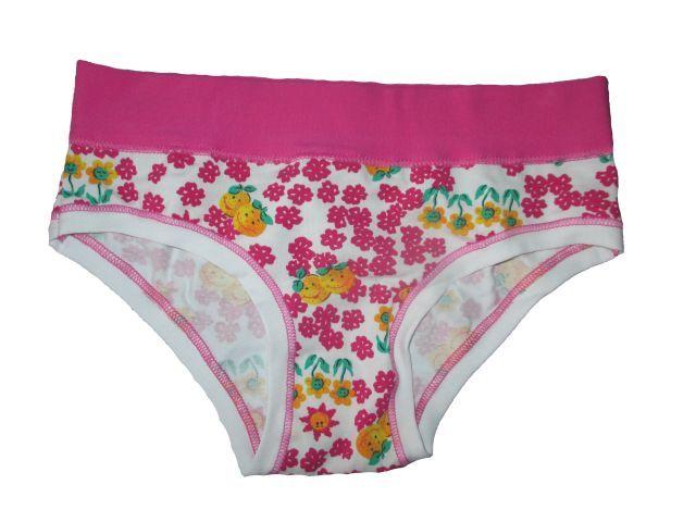 Dívčí kalhotky Emy Bimba 1162 bílá