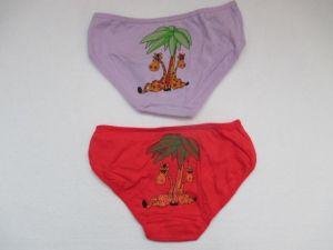 Dívčí kalhotky Elevek růžová