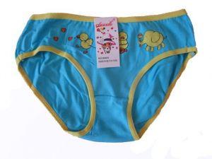 Dívčí kalhotky Elevek - tyrkysový slon