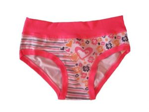 Dívčí kalhotky Emy Bimba - růžová